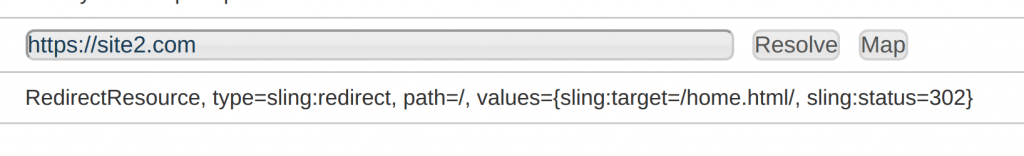 sling host resolution site2 test