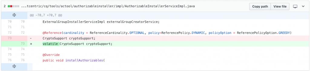 OSGi: migration to OSGi annotations caveats - AEM corner